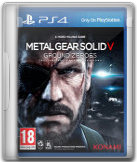 metal gear solid v ground zeros ps4