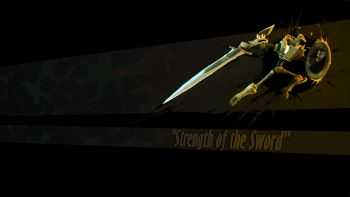 350 strenght of the sword