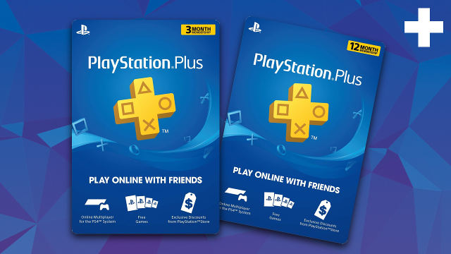 Playstation Plus 12 Mesi