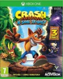 crash bandicoot one