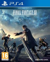 final fantasy xv ps4