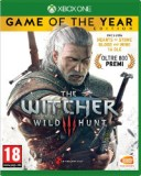 the witcher III game of the year one
