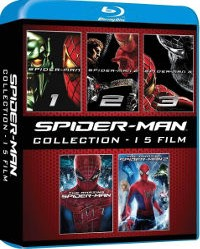 spiderman collection