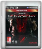 metal gear solid V the phantom pain day one edition ps3