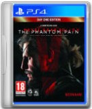 metal gear solid V the phantom pain day one edition ps4